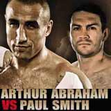Артур Абрахам срещу Пол Смит – 27/09/2014 – Arthur Abraham vs Paul Smith