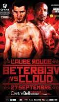 Артур Бетербиев срещу Таворис Клауд – 27/09/2014 – Artur Beterbiev vs Tavoris Cloud