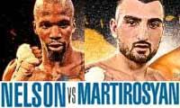 Ванес Мартиросян срещу Уили Нелсън – 04/10/2014 – Vanes Martirosyan vs Willie Nelson