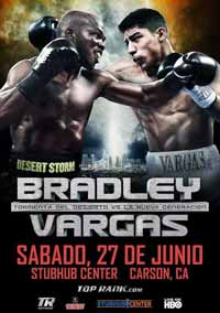 Тимъти Брадли срещу Джеси Варгас – Timothy Bradley vs Jessie Vargas