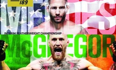 Чад Мендес срещу Конър Макгрегър – Chad Mendes vs Conor McGregor