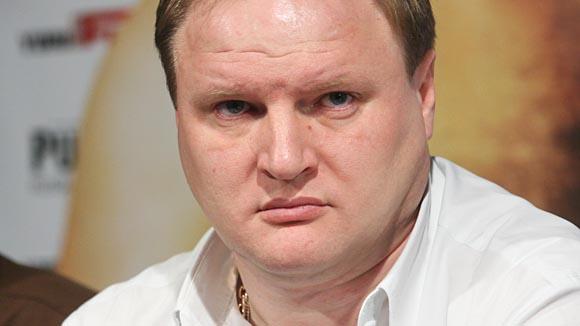 Владимир Хрюнов: Следващата седмица Александър Устинов ще започне подготовка за двубоя си срещу Фрес Окендо