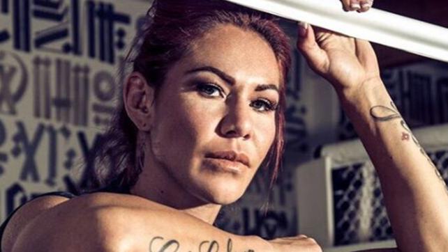 """"""" Киборга """" : Двубоят срещу Тоня Евинджър ще бъде по- зрелищен, отколкото с Мегън Андресън"""
