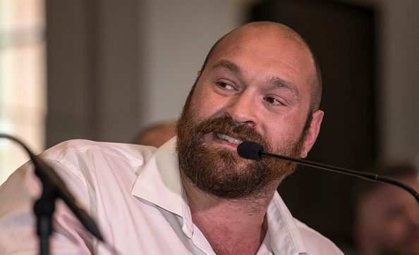 Тайстн Фюри: Срещу Антъни Джошуа ще покажа какво прави един истински боксьор с фалшив