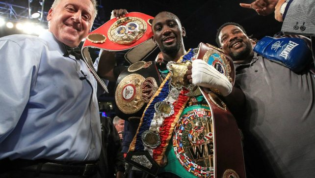 Терънс Крауфорд: Аз съм абсолютен световен шампион, единственият в целият свят
