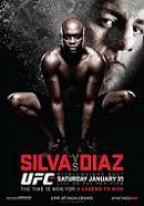 UFC 183 – Андерсон Силва срещу Ник Диаз – 31/01/2015 – Anderson Silva vs Nick Diaz