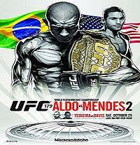 Жозе Алдо срещу Чад Мендес 2 – UFC 179 – Jose Aldo vs Chad Mendes 2
